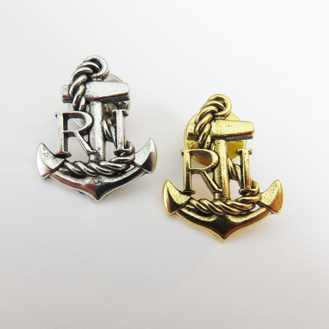 Rhode Island Anchor Pins