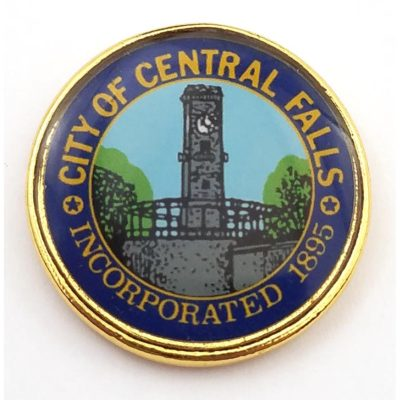 Central Falls Rhode Island Pin