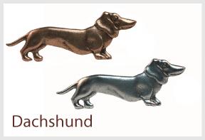 Dachshund Lapel Pin, Dog Pin, Dog Jewelry, Custom, Jewelry, Copper, silver, finish