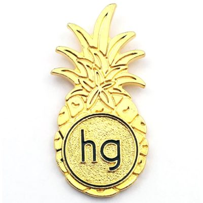 Honey Grow Custom Lapel Pin