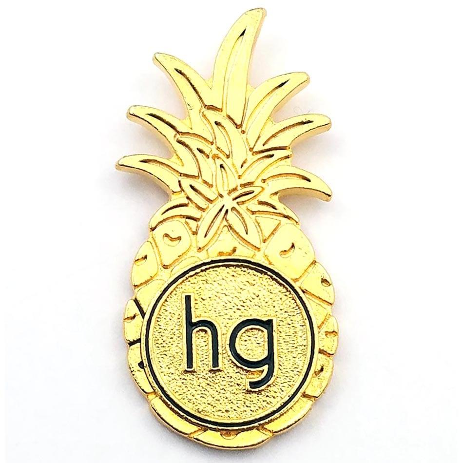 Honey Grow Custom Lapel Pin