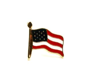American Flag Pin – Small