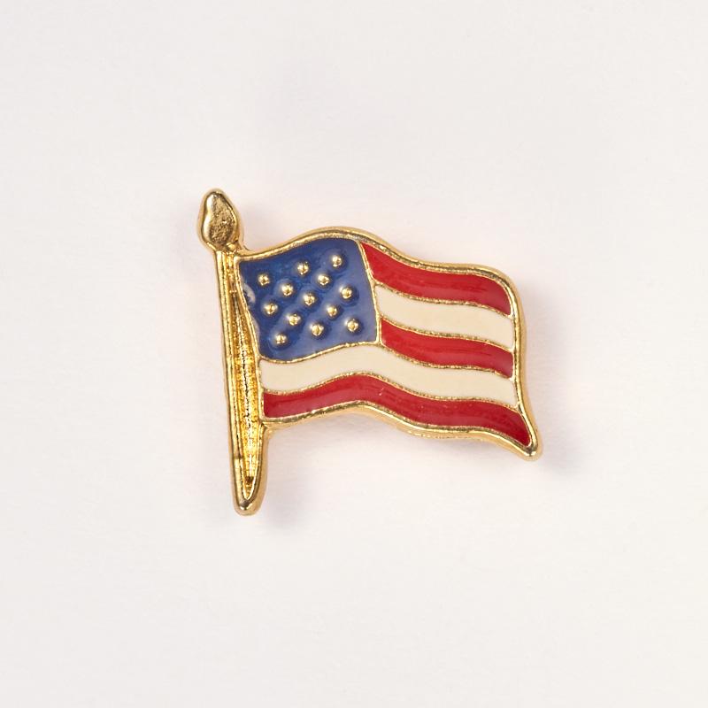 American Flag Pin – Small