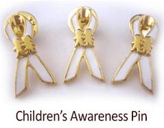 Children's Ribbon Pins