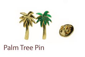 The Palm Tree Pin